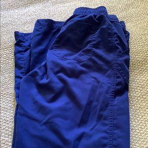 Grey's Anatomy Pants - Women's Blue Greys Anatomy Scrub Pants XS